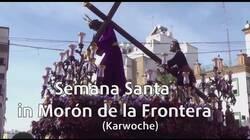 Der Schöpfer der Heiligen der Semana Santa