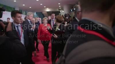 Lesen á la française — mit Stefanie Wiener auf der Frankfurter Buchmesse