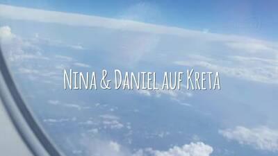 Nina & Daniel auf Kreta