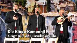 Kroatische Volksmusik